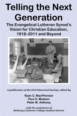 Book -- Anthology of classic statements on Christian education by pastors and laypersons