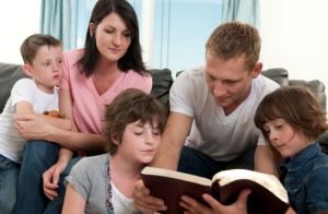 God's Word Belongs in the Home Where We Live -- A pastoral letter of Pastor Rolf Preus