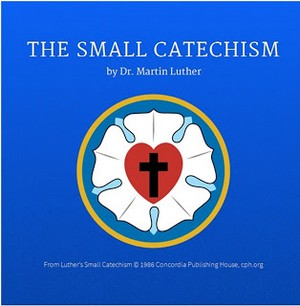 Pr Mark Surburg's Catechism challenge: From memorization, to heart, to part of us.